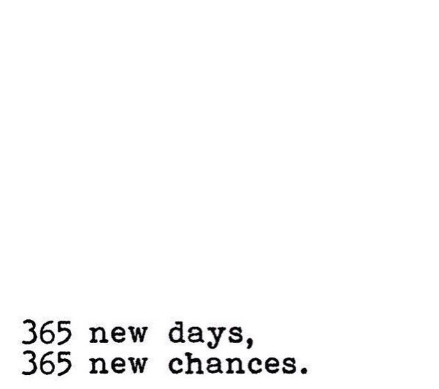 365 new days, 365 new chances.. new year quote   Quotes and sayings ...