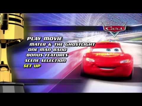 Cars 1 Dvd Menu Hq Movie Soundtracks Cars Movie Dvd