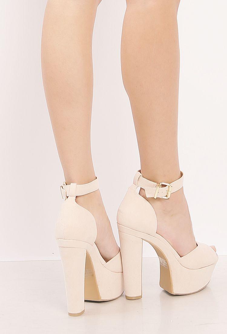 47eef6281e1c Platform block heel sandals