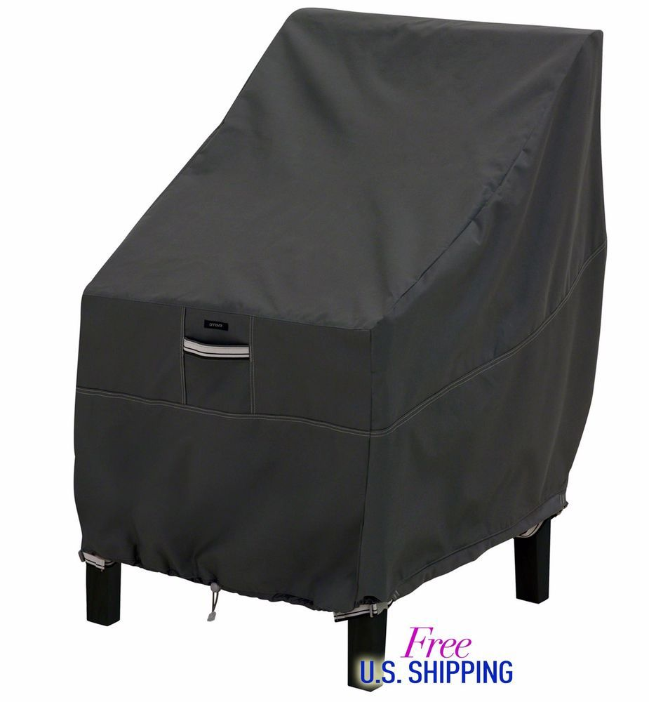 Patio Chair Cover Outdoor Furniture Winter Protection ...