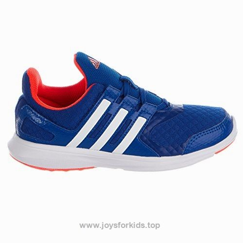 adidas Performance Boys' Hyperfast 2.0 K Running Shoe, Collegiate ...