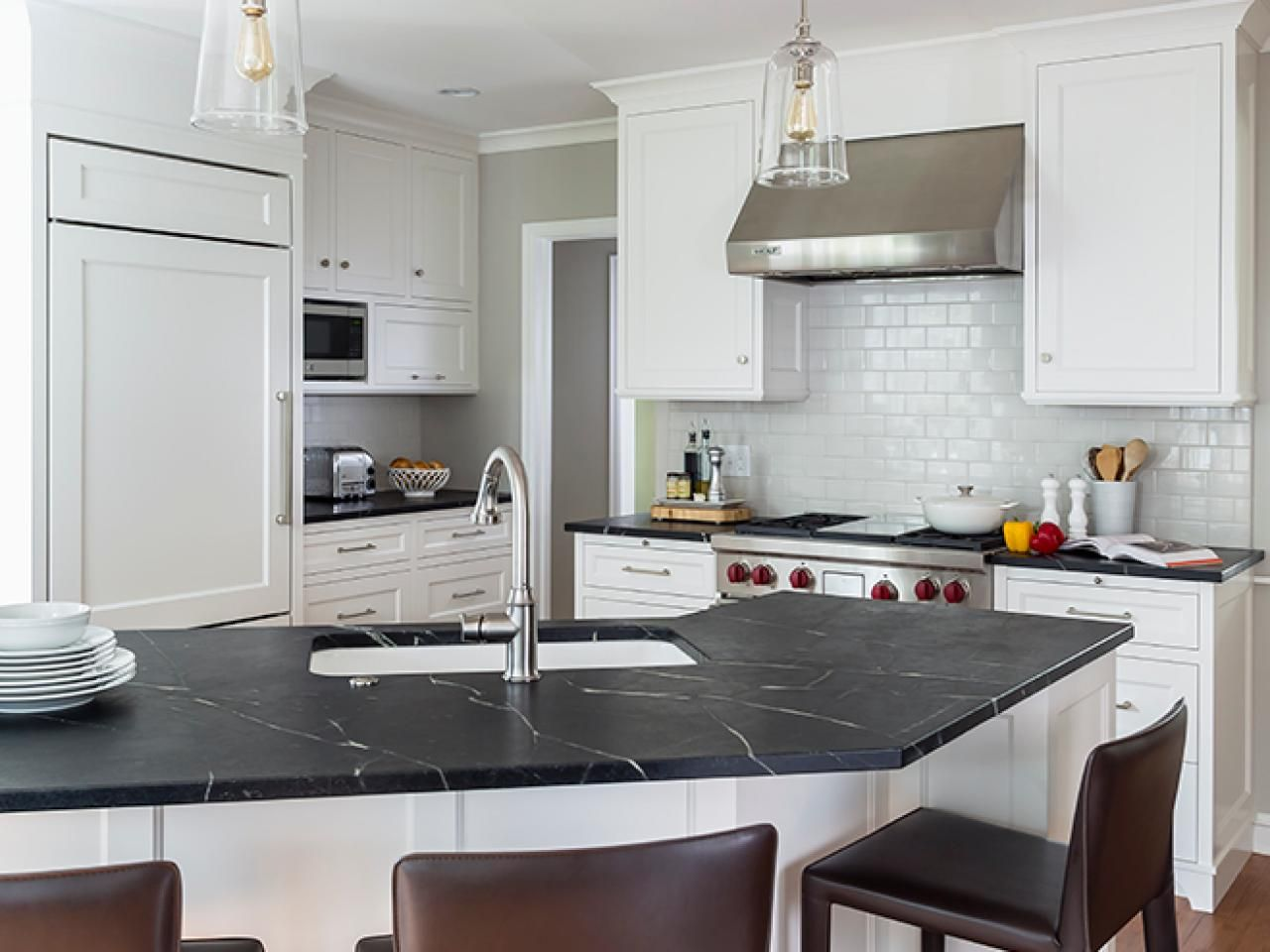 Shaker Kitchen Cabinets Pictures Ideas Tips From Hgtv: 2015 NKBA People's Pick: Best Kitchen