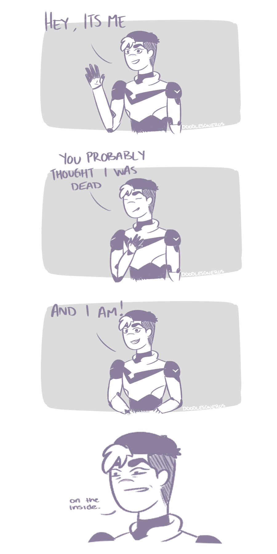 relatable space dad ( based off @incorrect-voltron-quote's