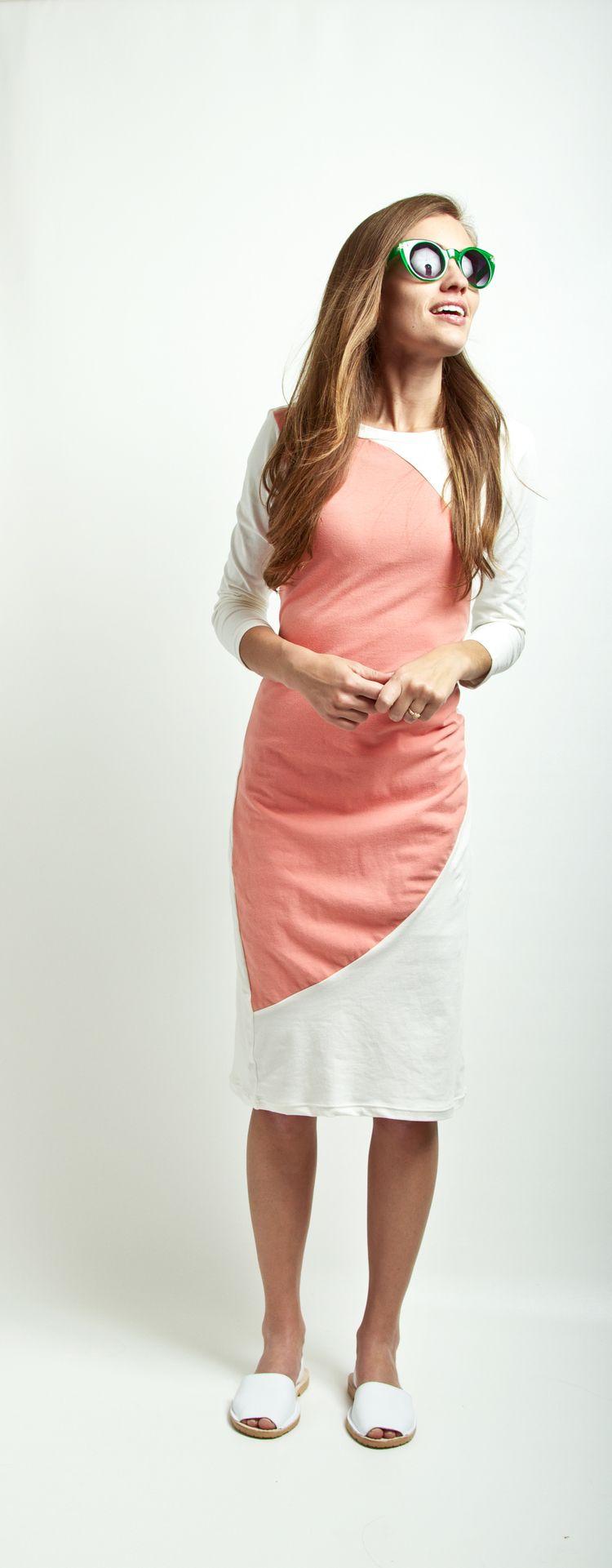 Below the knee length summer dresses