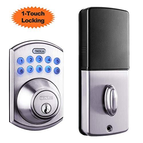 Electronic Deadbolt Door Lock Keypad Deadbolt Lock Ineedthebestoffer Com Deadbolt Lock Keypad Deadbolt Electronic Deadbolt