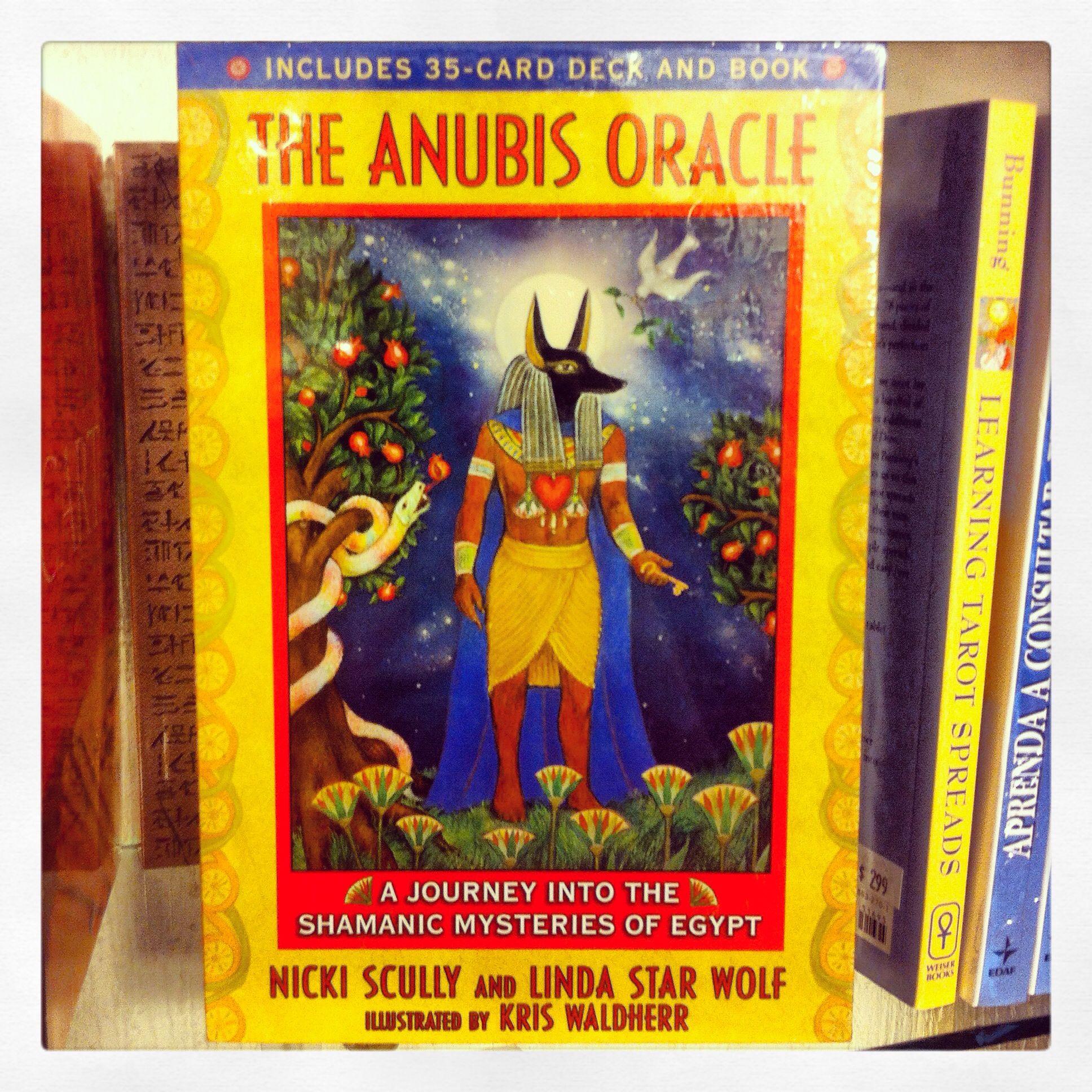 Anubis. El dios guía de los muertos en el antiguo egipto.