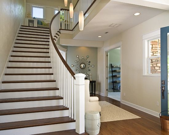 Eclectic Staircase Design, Pictures, Remodel, Decor and Ideas - page 17