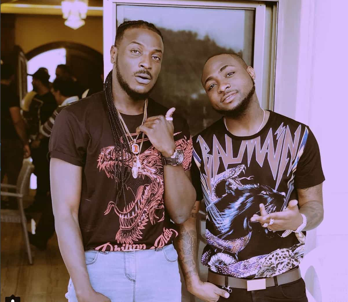 """Davido Cheated Me By Signing Peruzzi To DMW"""" – Record Label"""