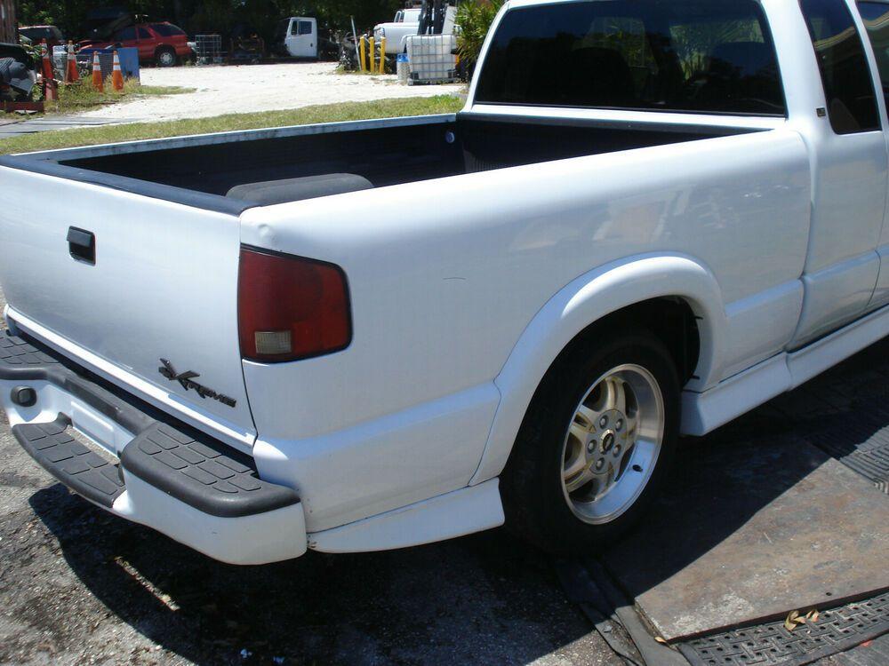 Sponsored Ebay Xtreme 6 Foot Short Bed 94 03 S10 Truck Gmc Sonoma No Rust Fleet Side Pick Up Fl S10 Truck Gmc Trucks
