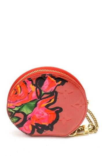 Vintage Louis Vuitton Chapeau Limited Edition Patent Leather Coin Purse by LXR on @HauteLook