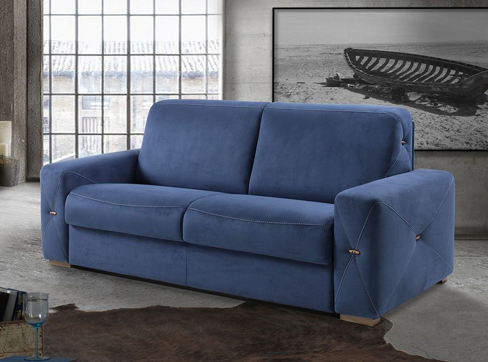 Modern Italian Convertible Sofa Titano 2 299 00 Fabric Sofa Design Sofa Convertible Sofa