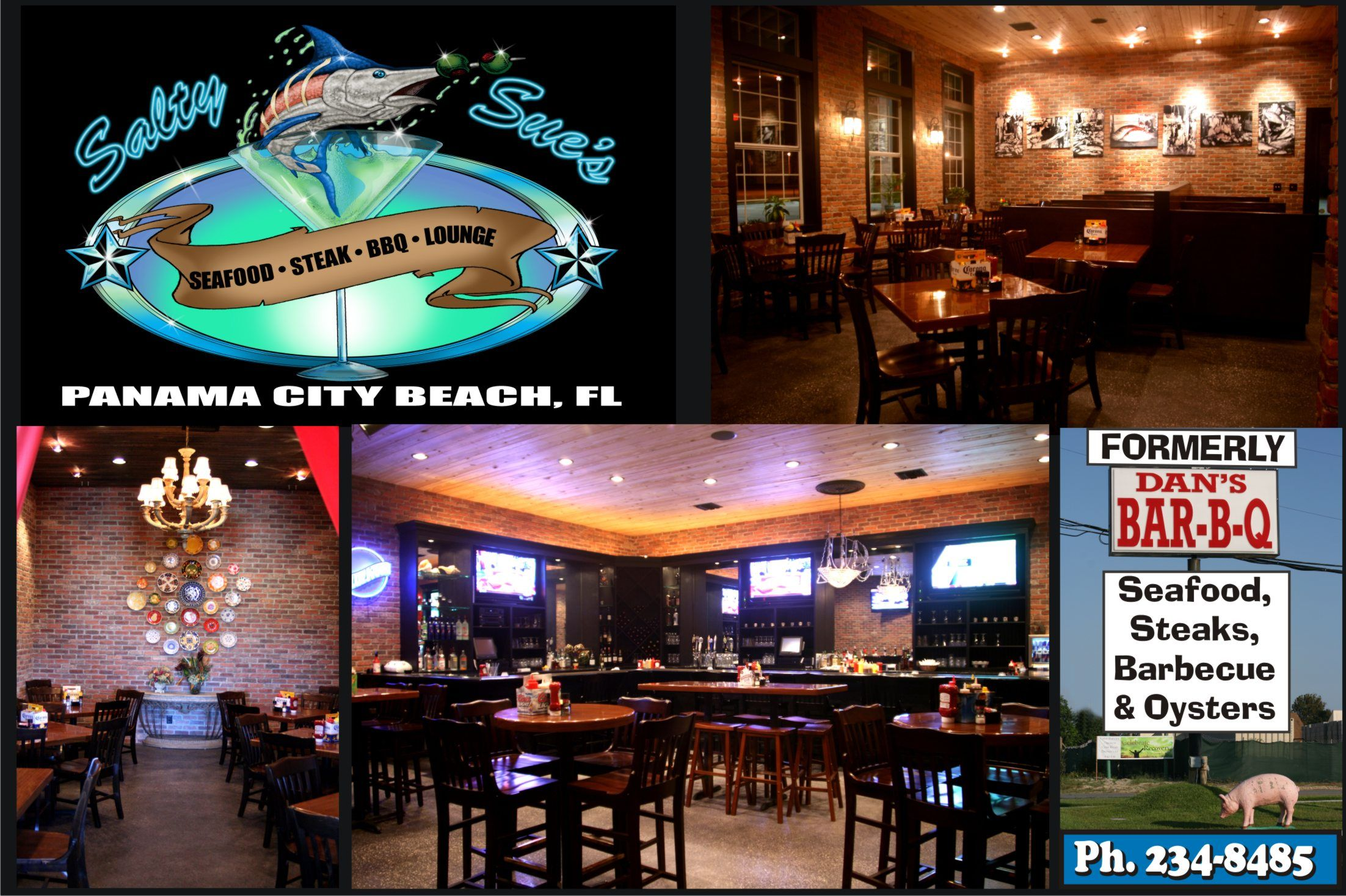 For Over Five Years Salty Sue S Has Been The Place For The People Of Panama City To Grab A Refreshing Brew Catch The Game On One Of Panama City Beach