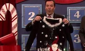 Jimmy Fallon Ugly Christmas Sweaters Ugly Christmas Sweaters