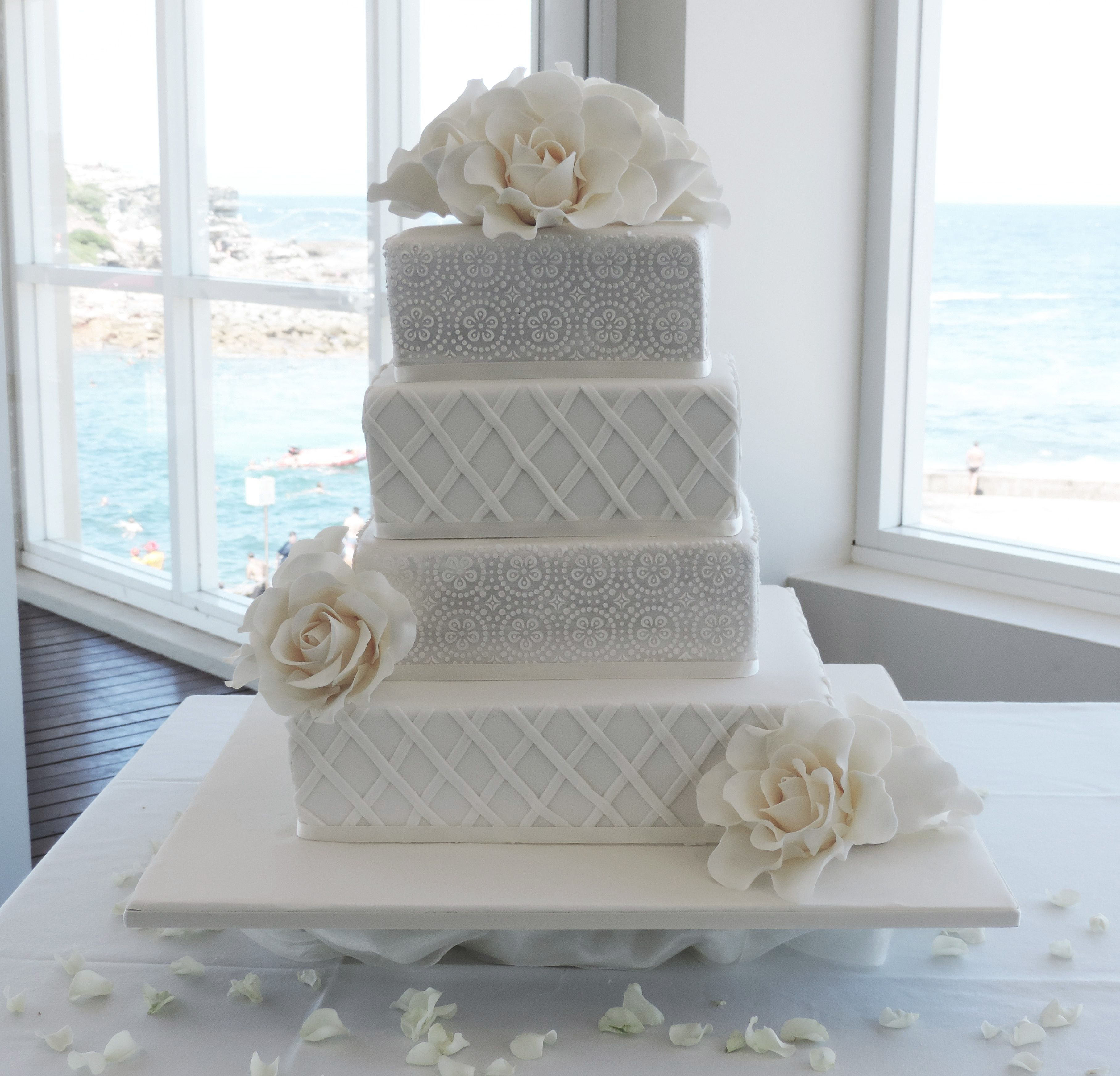 50 Amazing Wedding Cake Ideas for Your Special Day! - Deer