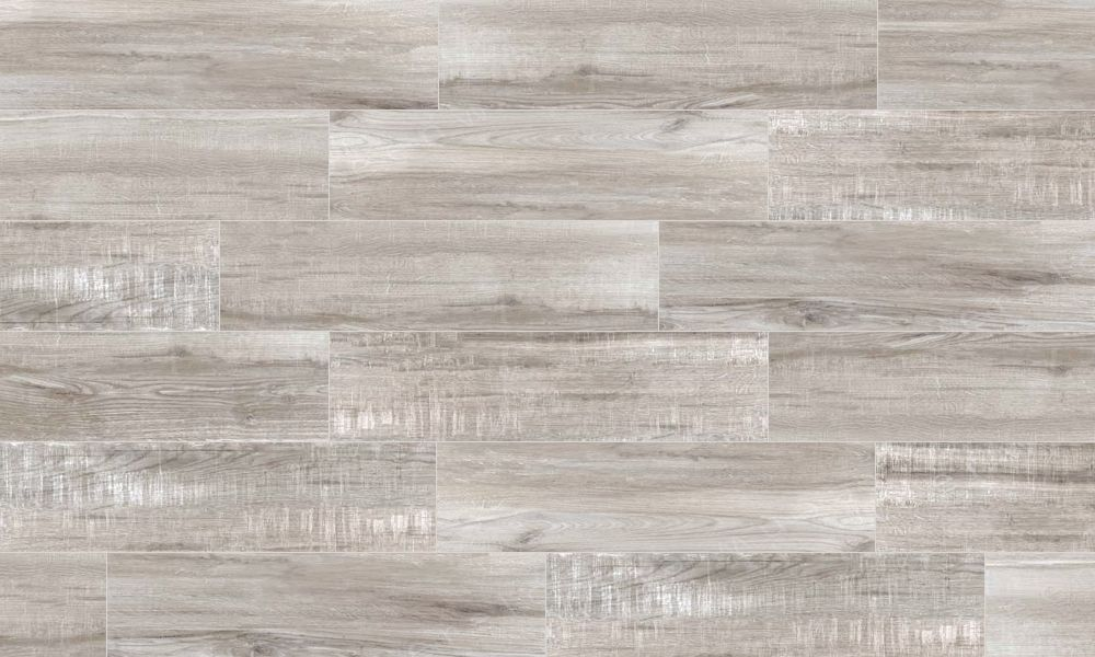 Northwind Grey 9 X 36 Porcelain Wood Look Tile 11 N Green Lobby