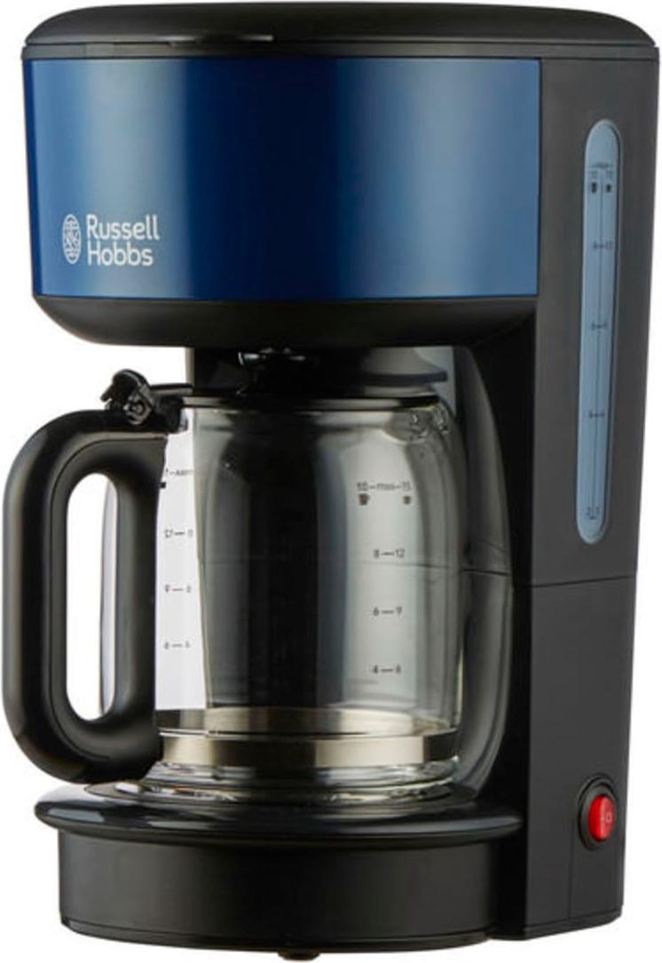 Russell Hobbs 20134 56 Drip Coffee Maker 1 25l 10cups Free Delivery Best Buy Cyprus Coffee Maker Drip Coffee Maker Coffee