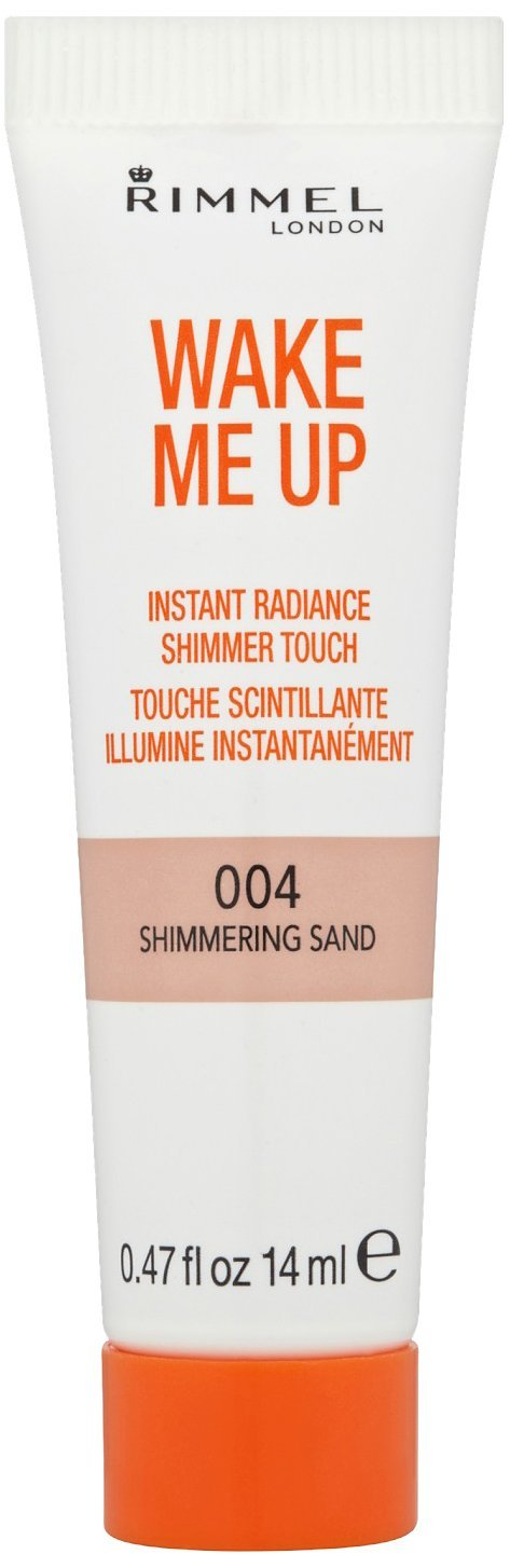 Amazon.com : Rimmel Wake Me Up Instant Radiance Shimmer Touch 14ml 004 Shimmering Sand : Beauty Products : Beauty