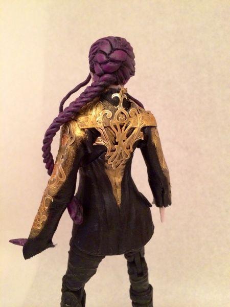 Blink (X-Men - Movies) Custom Action Figure