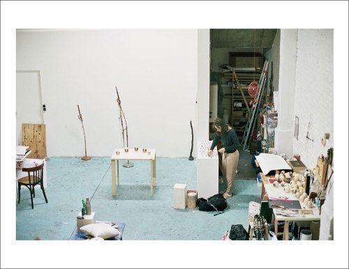 Studio Visit - Ye Rin Mok