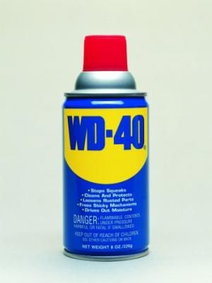 Wd 40 The List Is Endless Use To Loosen Rusty Nuts And