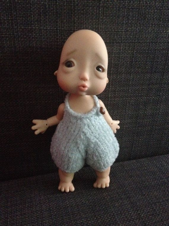 Bubble overalls short for Baby-Humpty by Nefer by SKgiftasmile