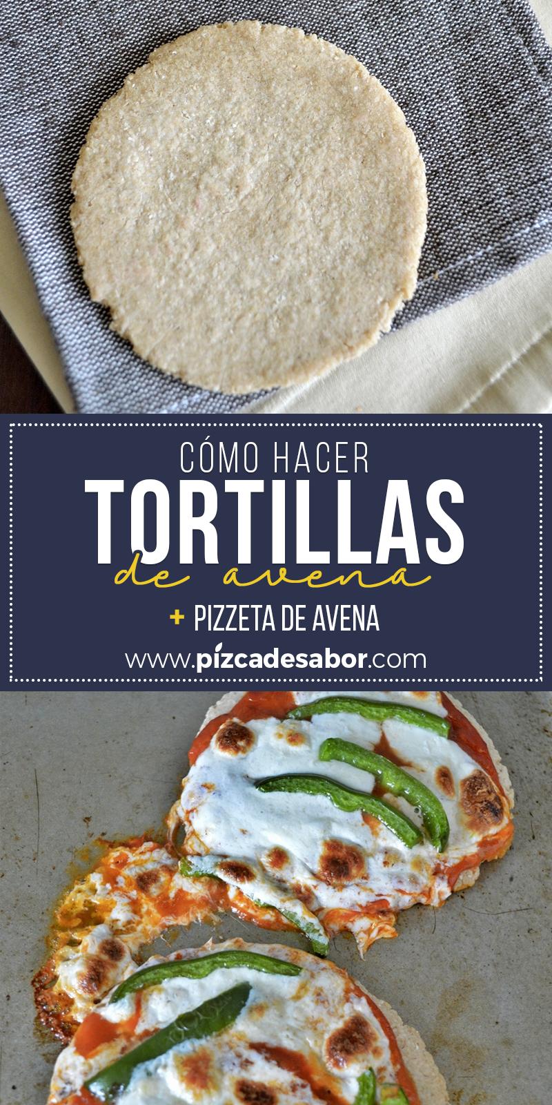 de avena + Pizzeta de avena (pizza saludable) Cómo hacer tortillas de avena + pizzeta de avena.Cómo hacer tortillas de avena + pizzeta de avena.