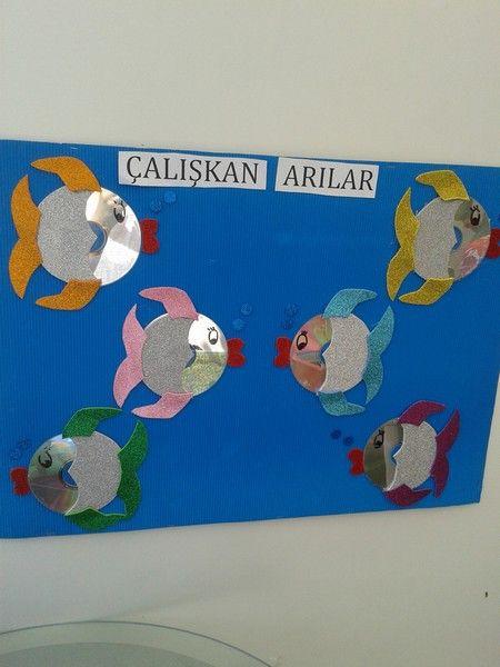 Recycled Sea Animals Craft Idea For Kids Criatividade Animais