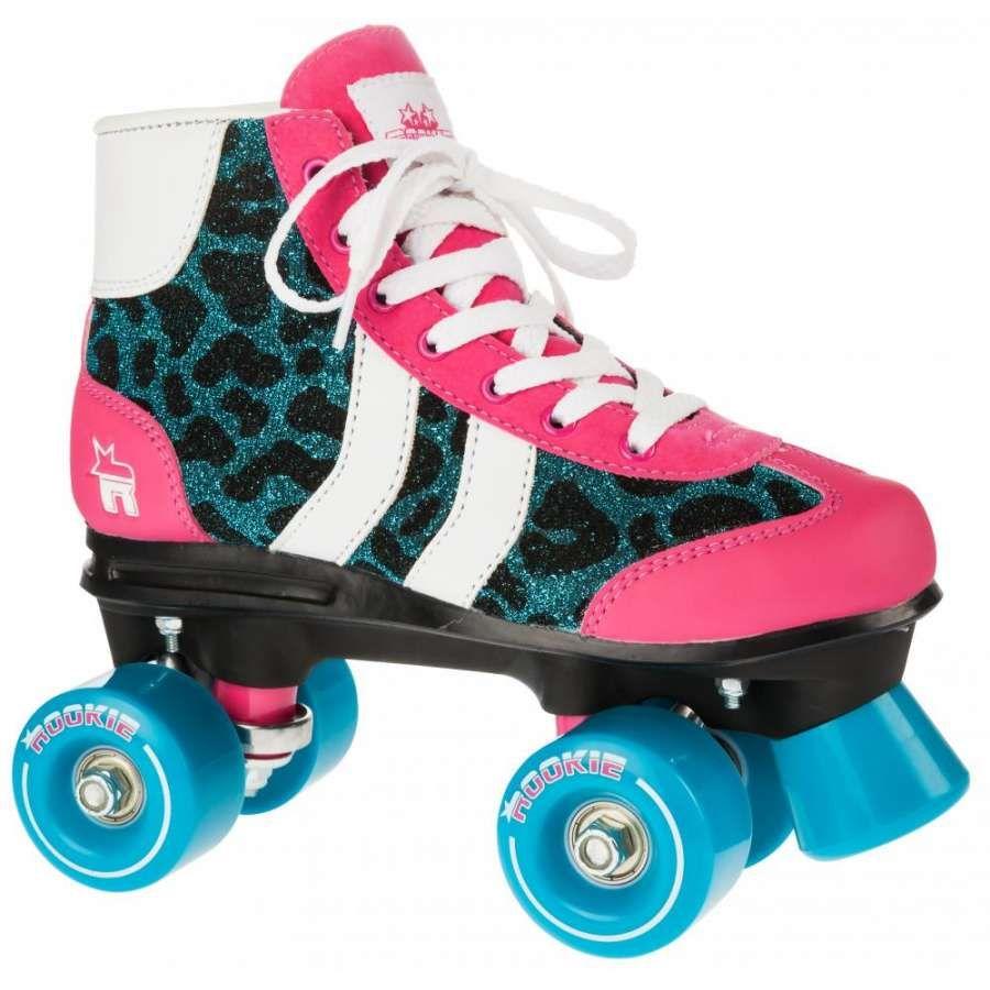 Roller skates blue - Quad Roller Skates