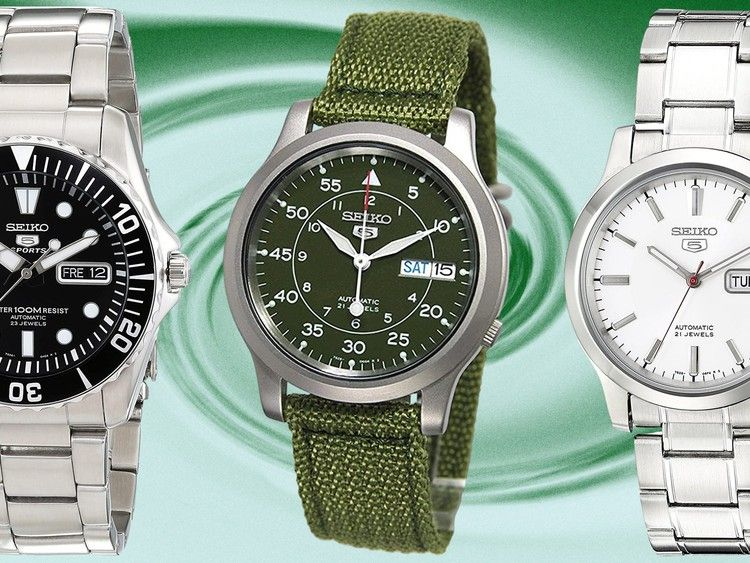 Why Seiko 5 Is The Biggest Cheat Code In Affordable Watches In 2020 Affordable Watches Modern Watches Seiko 5 Watches