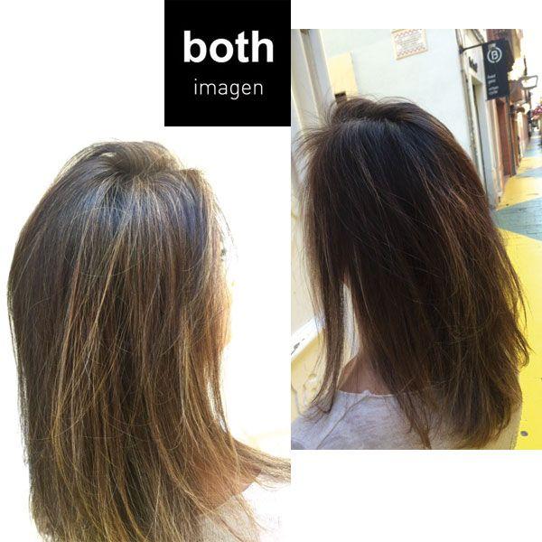Las mezclas de barros de color son uno de los secretos mejor guardados del sector de la peluquería. Hoy os presentamos esta coloración con barros naturales que hemos realizado a una clienta de Both Imagen. ¡Este fue el resultado final!.