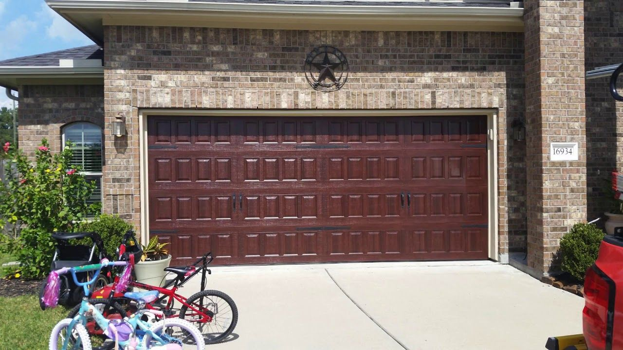 Garage Door Repair Katy Texas The Importance Of Repairing Your
