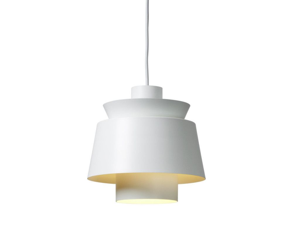 Zavesna Lampa Utzon Bila Designville Lamp Suspension Light Modern Pendant Light