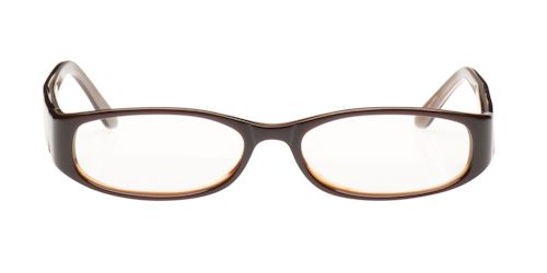 commotion sassy brown womens eyeglasses americas best