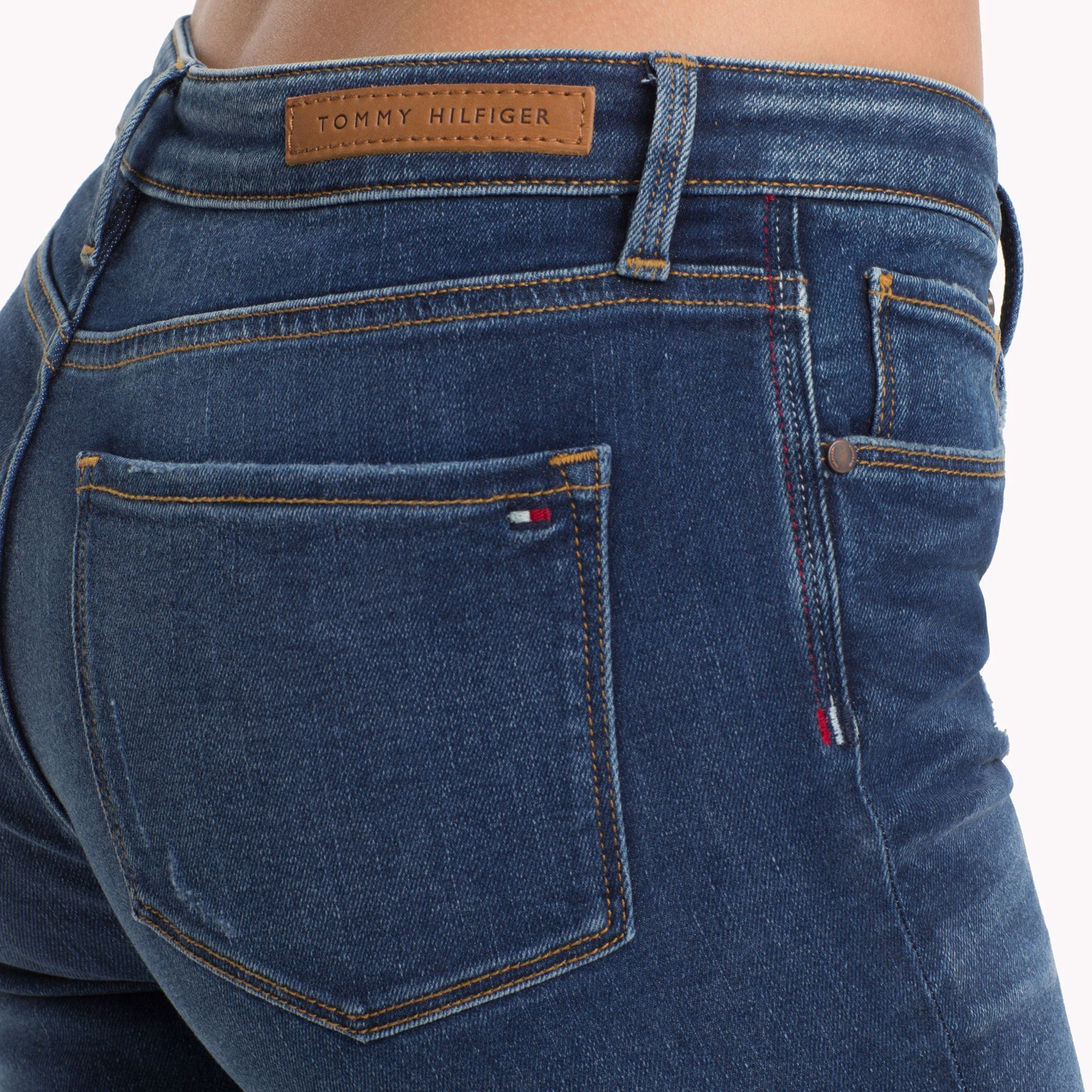 34eae5f9d Tommy Hilfiger Distressed Jegging Fit Jean - 27 in 2019 | Products ...