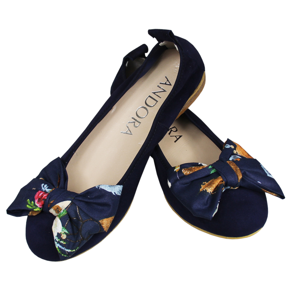 Balerinki Andora Loafers Shoes Fashion