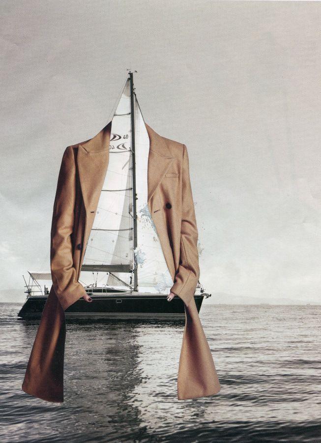 sail style #degerbakir #collage #art
