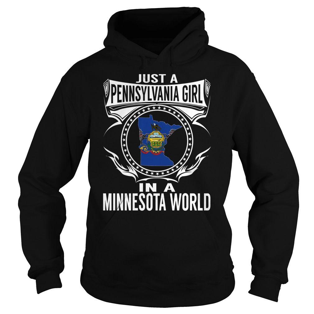 Just a Pennsylvania Girl in a Minnesota World