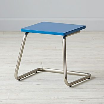 Outline Stool (Blue) the cutest classroom ever Pinterest Stools