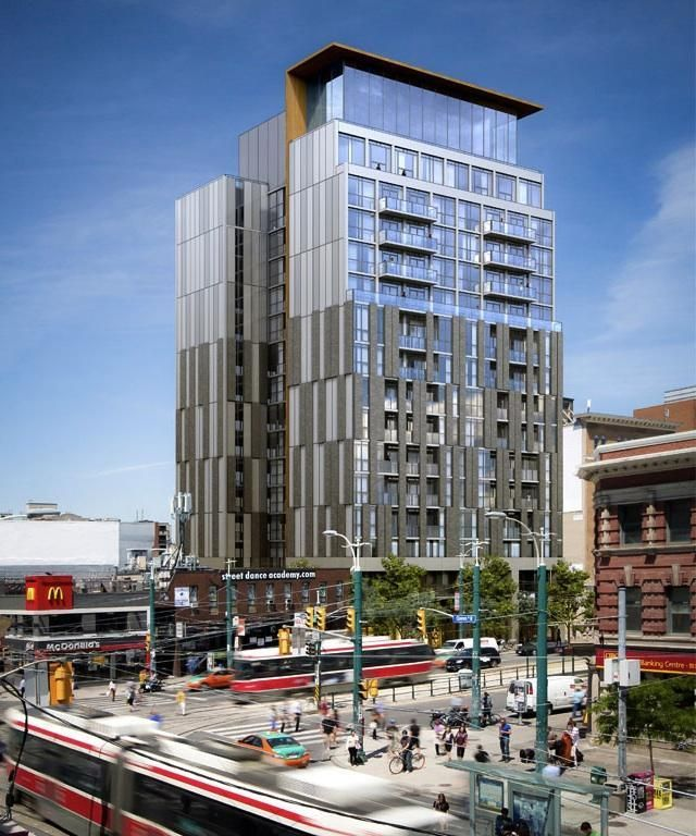 Now You Can Afford A Luxurious House In Your Budget Book Your Space At 170 Spadina Condos Register Today To Gain The Complete De New Condo Condo Architecture
