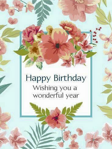 Pin By Paula Reese On Happy Birthday With Images Happy