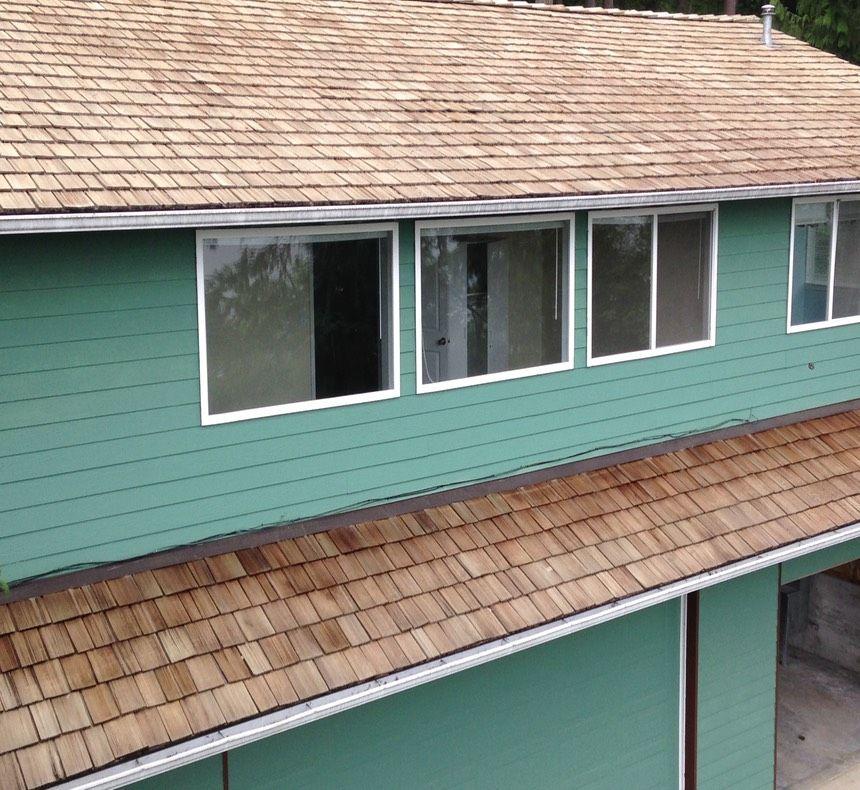 Cedar Shake Roof Maintenance DIY Projects Ideas Designs