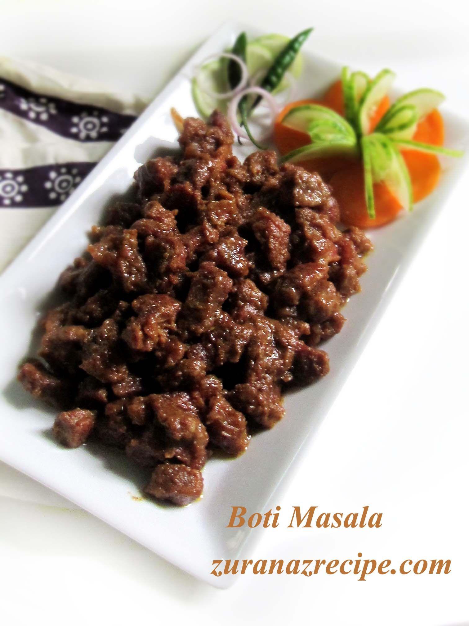 Boti masala bangla bangladeshi bengali food recipes boti masala bangla bangladeshi bengali food recipes forumfinder Images