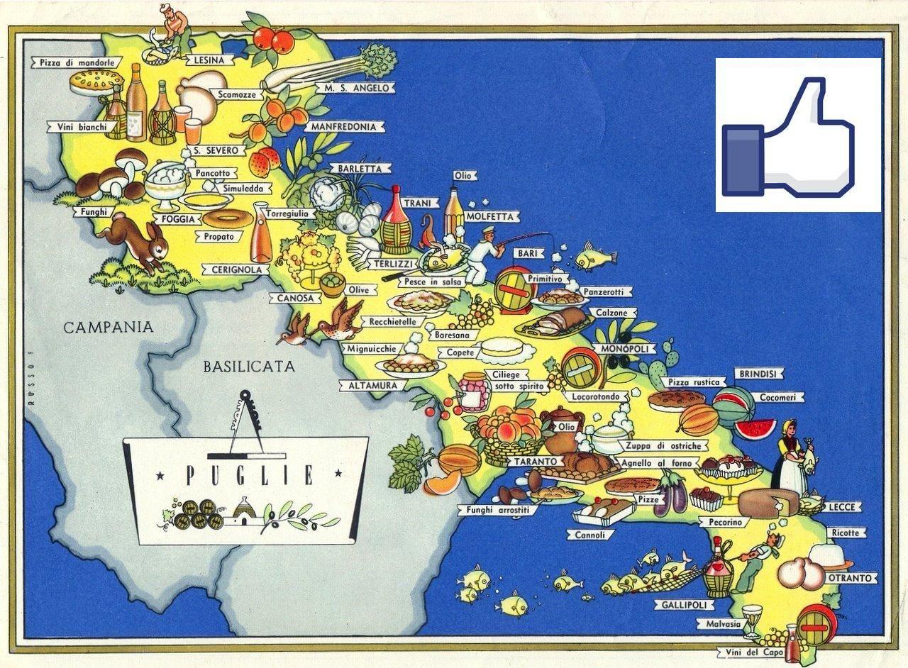 Cartina Puglia Localita Turistiche.Torre San Giovanni Cartina Bcartsales Org