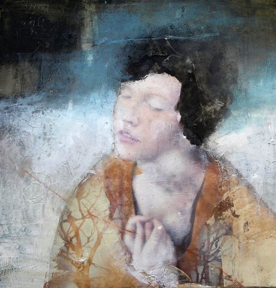 Corinne Ko | Figurative Mixed Media painter | Tutt'Art@ | Pittura * Scultura * Poesia * Musica |