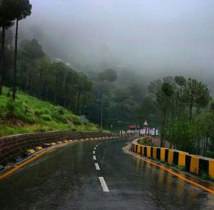 Islamabad Roads