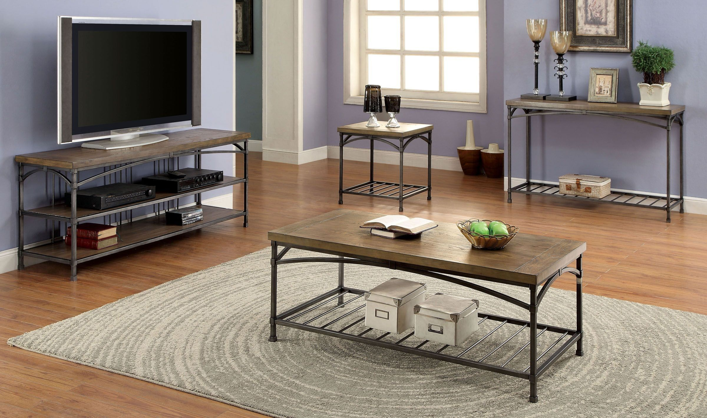 Wylde I Natural Occasional Table Set Cm4223c Furniture Of America Coffee Table 4 Piece Coffee Table Set Coffee Table And Side Table Set [ 1421 x 2400 Pixel ]