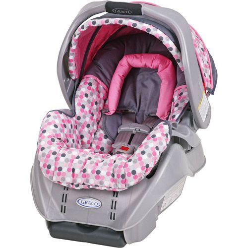 Graco Snugride Baby Car Seat Ally ☆ Chloe ☆ Baby