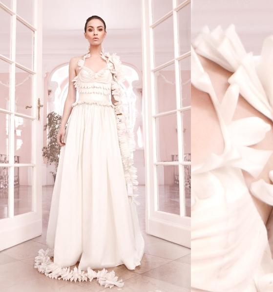 Haute Design by Sarah Klassen: In An Aura of Soft Pink   Fashion ...