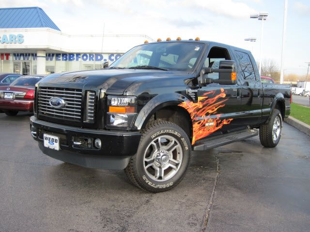 This 2010 Harley Davidson Ford F 250 Super Duty Is A Beast F250 Super Duty Trucks Ford