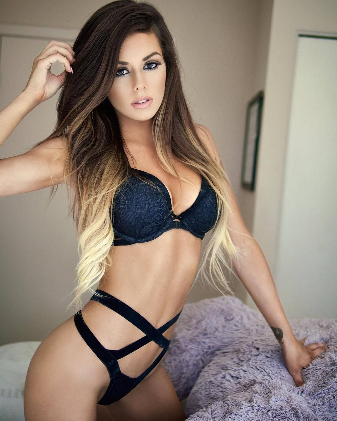Stunningly Sexy Brunette Teen 51
